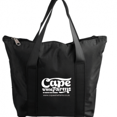 CapeWineFarms.co.za Mini Cooler Bag - 90mm x 47mm