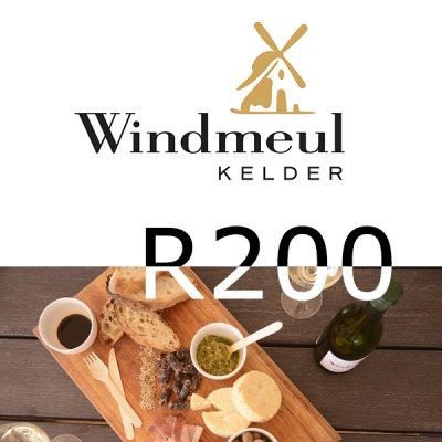 R200 Shopping Voucher for Windmeul Kelder