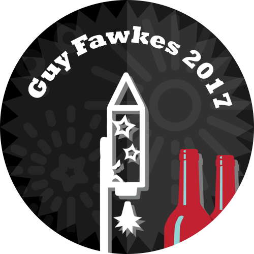 Guy Fawkes 2017