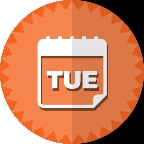Random Tuesday