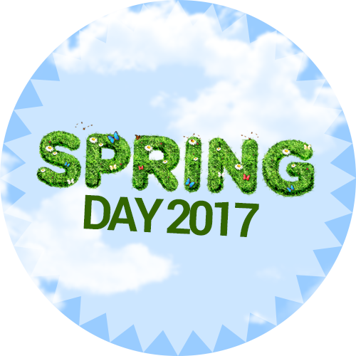Spring Day 2017